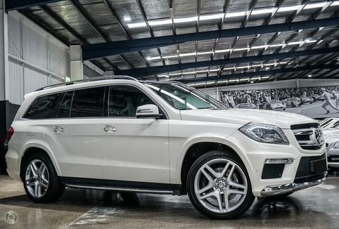 Аренда Mercedes Benz GL350